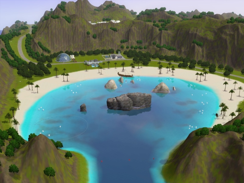 The Blue Lagoon By Jack's Creations 111