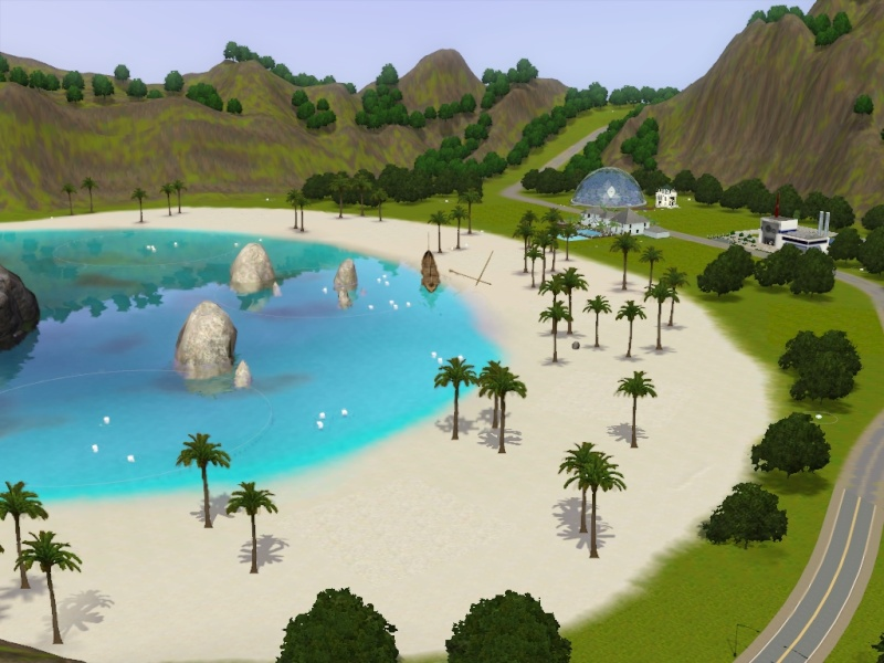 The Blue Lagoon By Jack's Creations 310