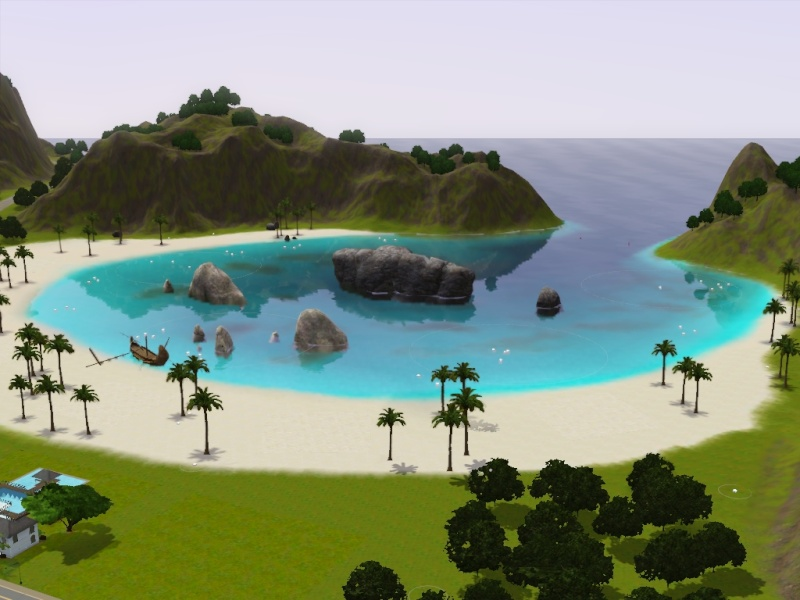 The Blue Lagoon By Jack's Creations 411