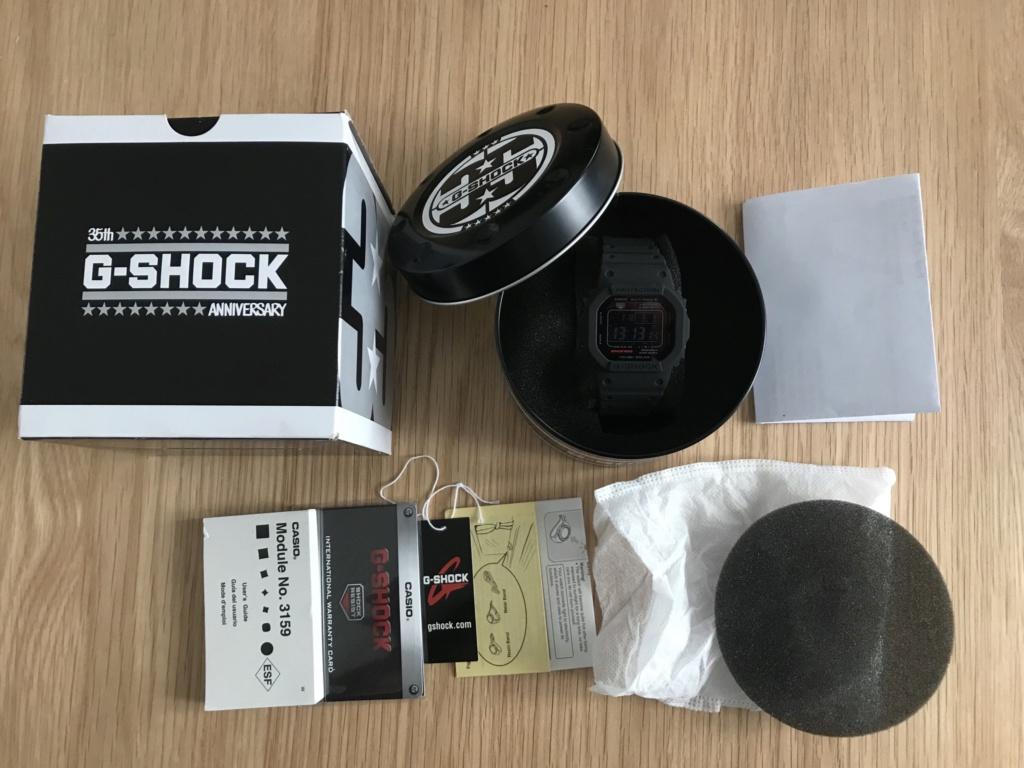 [Vendue] G shock 35th big bang anniversary série limitée  5b009c10