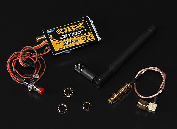 Installation module Spektrum 2,4 GHZ pour radio Multiplex 3010 Orange10