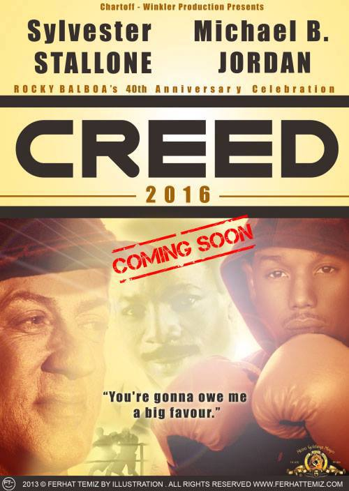 CREED - Spin-Off de Rocky 97048010