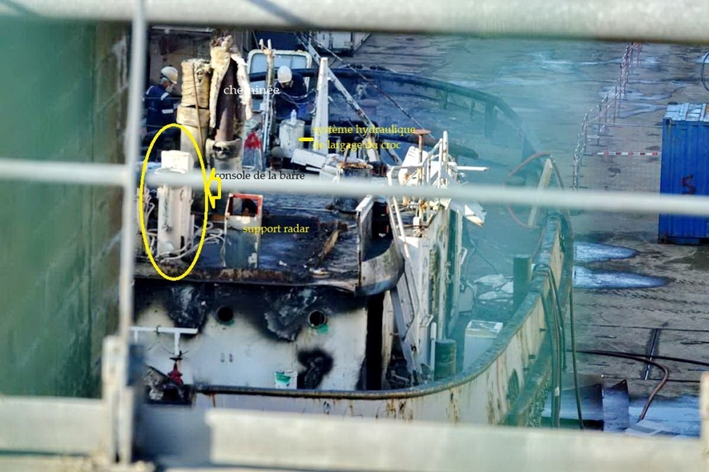 [Autre sujet Marine Nationale] Démantèlement, déconstruction des navires - TOME 2 - Page 24 _co12110