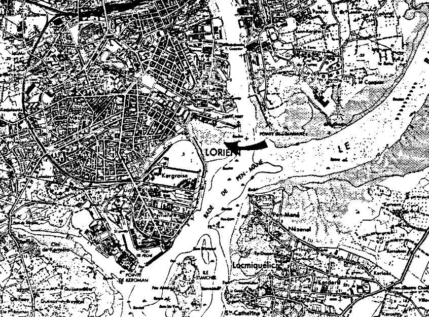 [Les ports militaires de métropole] Port de LORIENT - TOME 1 - Page 25 Captur24