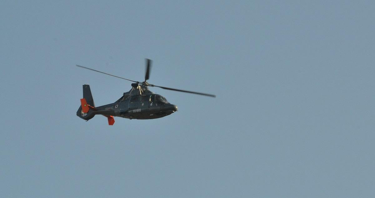 [ Aéronavale divers ] Hélicoptère DAUPHIN - Page 6 Dsc_0120