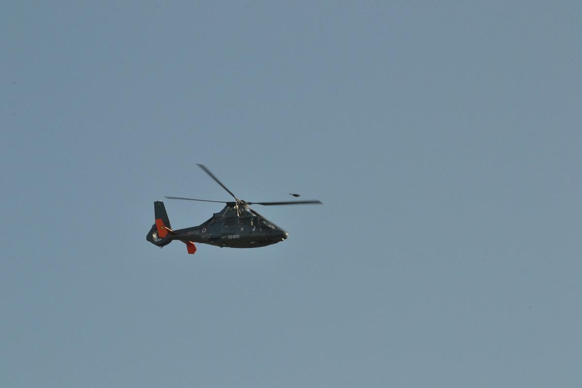 [ Aéronavale divers ] Hélicoptère DAUPHIN - Page 6 Dsc_0121