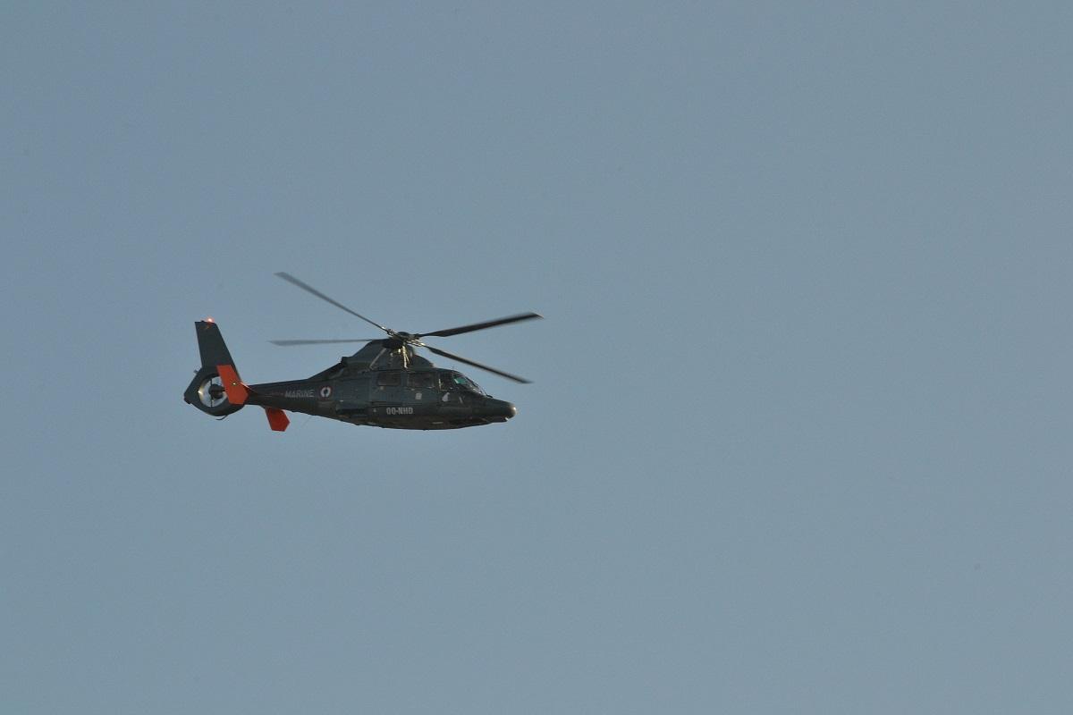 [ Aéronavale divers ] Hélicoptère DAUPHIN - Page 6 Dsc_0122
