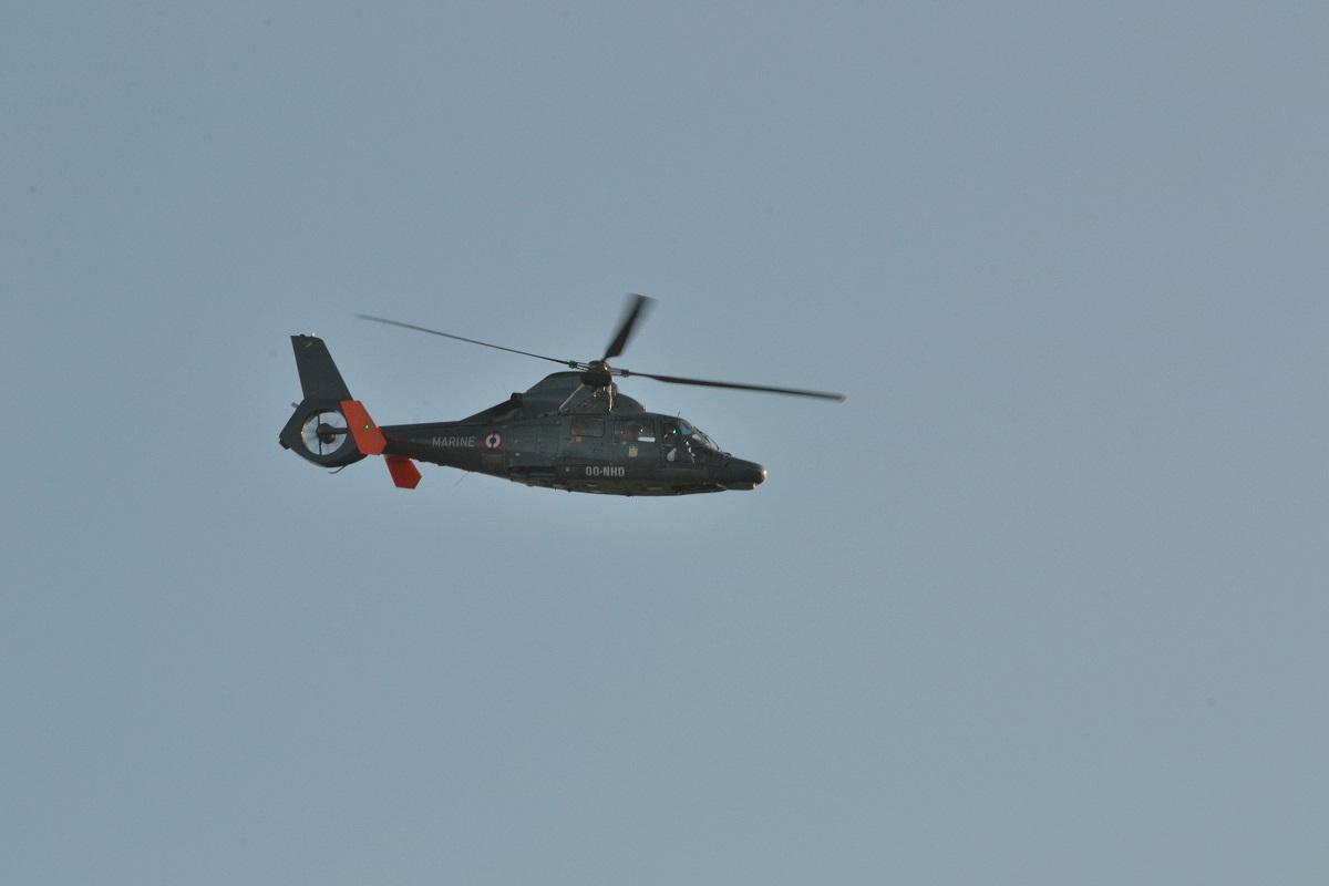[ Aéronavale divers ] Hélicoptère DAUPHIN - Page 6 Dsc_0123