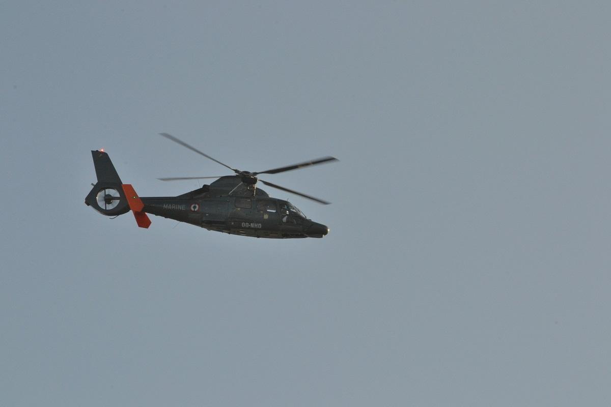 [ Aéronavale divers ] Hélicoptère DAUPHIN - Page 6 Dsc_0124
