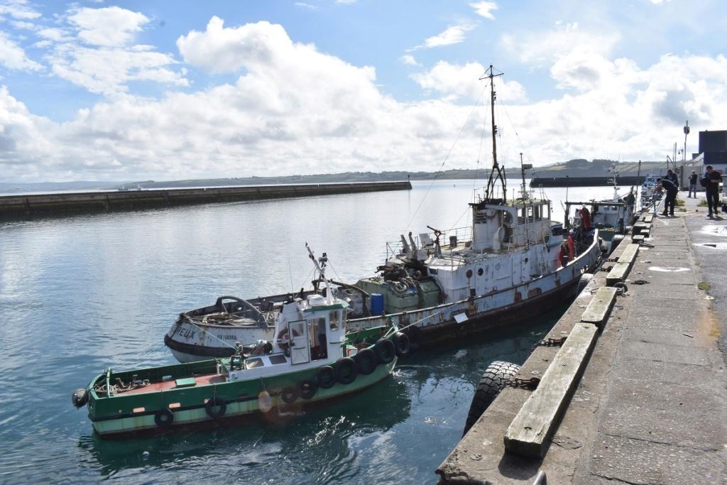 [Autre sujet Marine Nationale] Démantèlement, déconstruction des navires - TOME 2 - Page 20 Dsc_0773