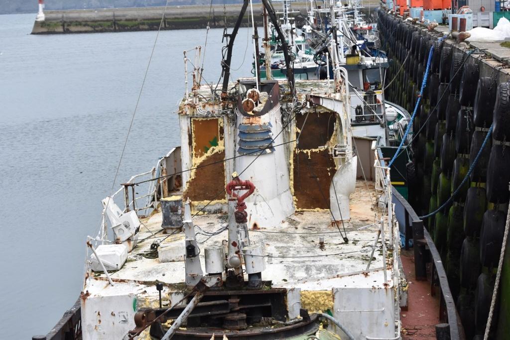 [Autre sujet Marine Nationale] Démantèlement, déconstruction des navires - TOME 2 - Page 21 Dsc_0839