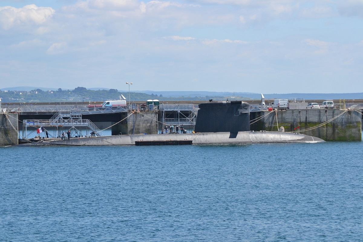 [Les ports militaires de métropole] Port de BREST - TOME 2 - Page 37 Dsc_2226