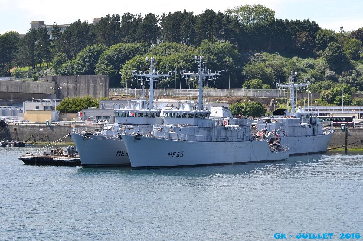 [Les ports militaires de métropole] Port de BREST - TOME 3 - Page 5 Dsc_2237