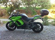 [VENDU] Z1000 SX noir/vert Sx11