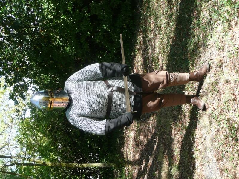 Ma nouvelle armure ! P1080114