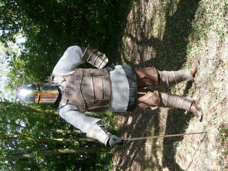 Ma nouvelle armure ! P1080115