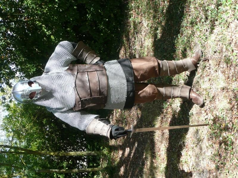 Ma nouvelle armure ! P1080116