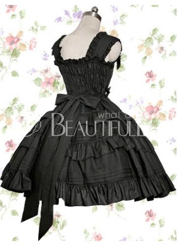 Les vêtements qui vous font rêver Black-11