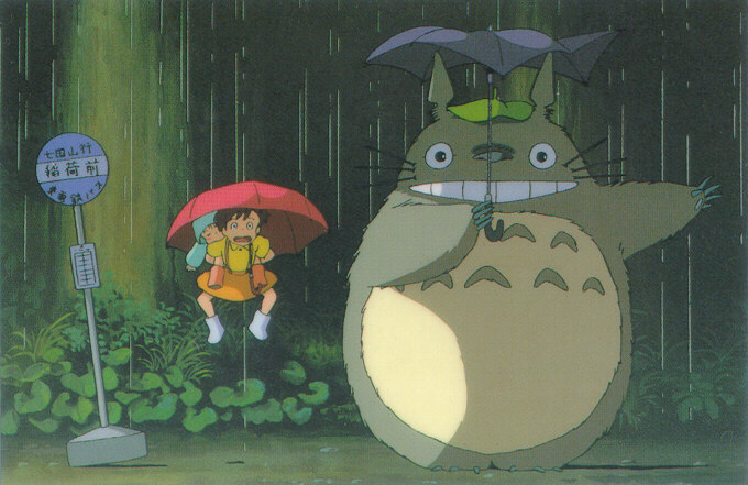 Pourquoi aimer les rondes? - Page 6 Totoro10