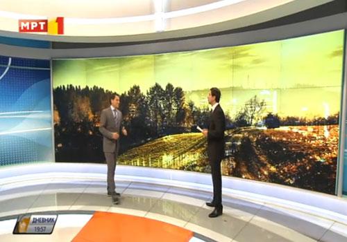 Визуелен идентитет на нашите телевизии Meteo-10