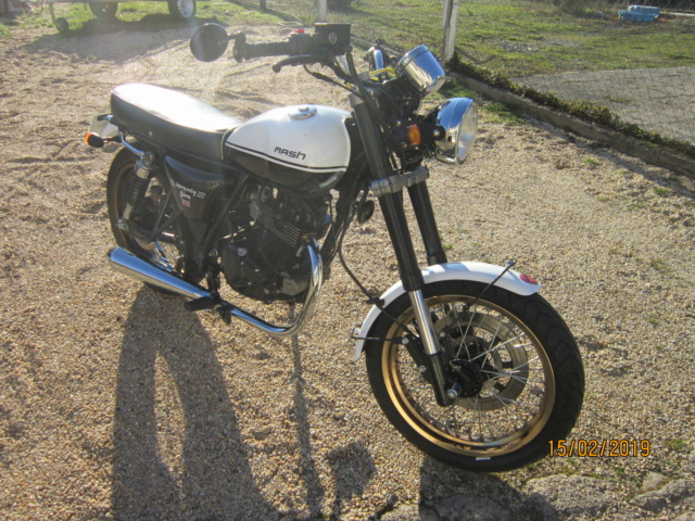 Archive Motorcycle AM-60 Café Racer - Page 2 00211