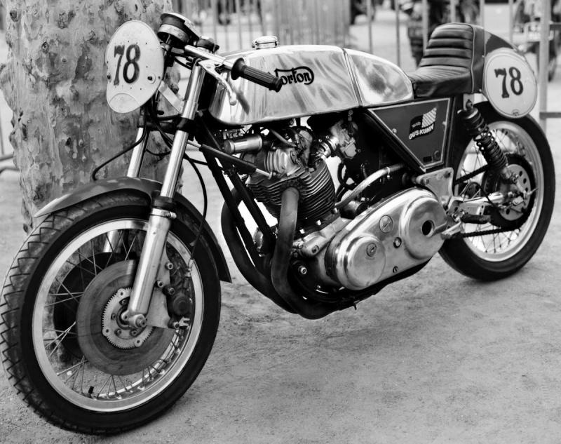 Gus Kuhn Racer Norton10