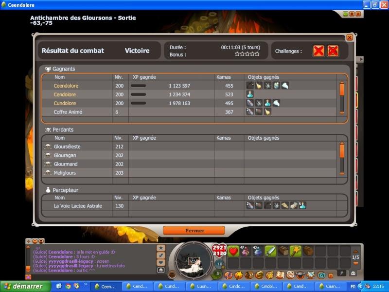 haha ! le record  mondial du glour ^^ :D  Score_10