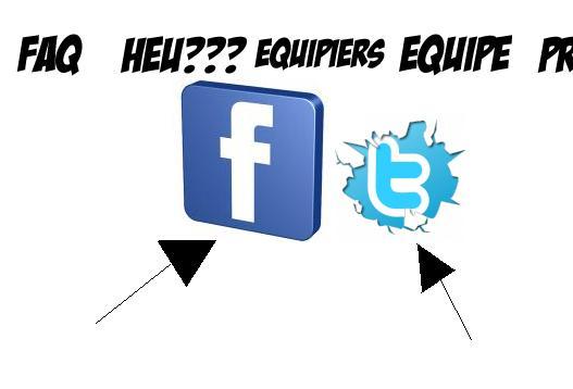 Raccourci Facebook - Twitter  Sans_t10