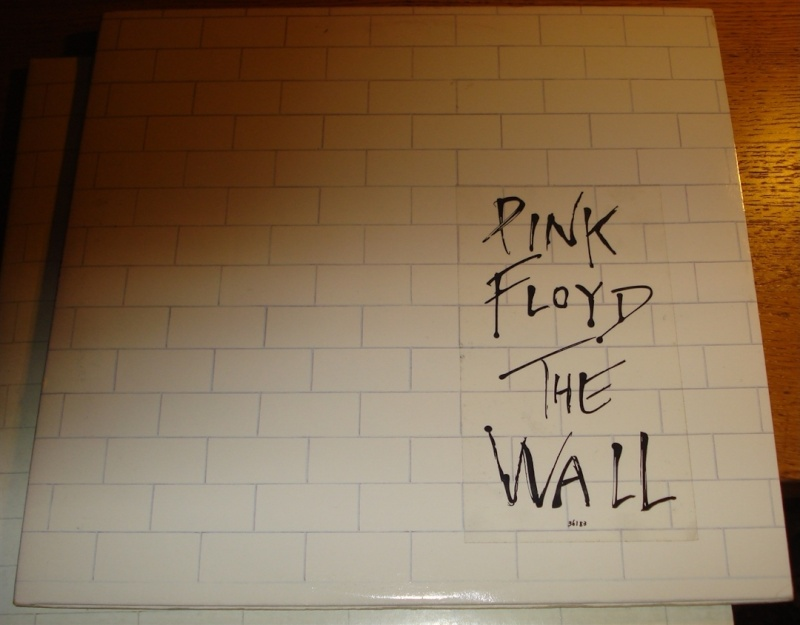 Vinile The wall - Pink Floyd Dsc02910