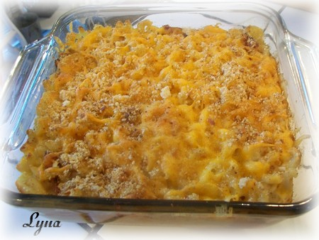 Macaroni au fromage tout-en-un Macaro12