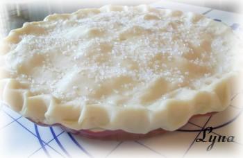 Tarte aux pommes et dulce de leche Tarte_11