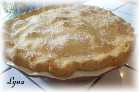 Tarte aux pommes et dulce de leche Tarte_12