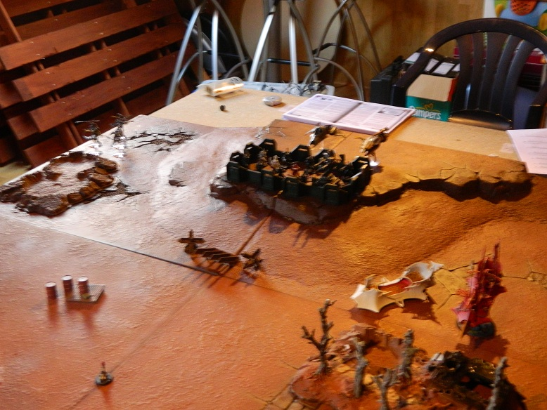 Blood Raven vs Eldars Noirs – 2000pts Dscn1511