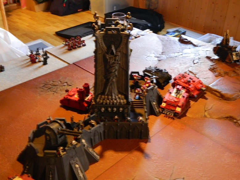 Blood Raven vs Eldars Noirs – 2000pts Dscn1513