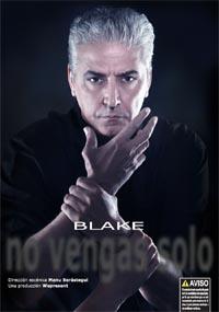 ANTHONY BLAKE - NO VENGAS SOLO, ENTREVISTA EN RADIO ENOL Blake10