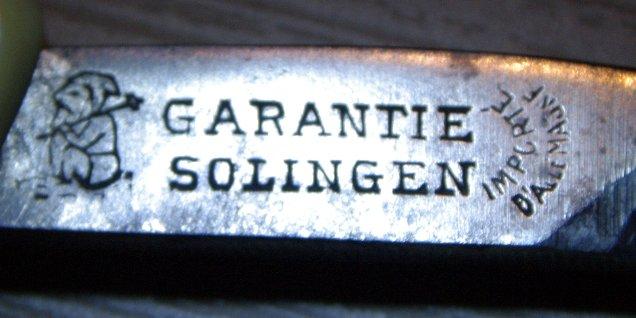 Demande aide pour identification d'une lame Soling10