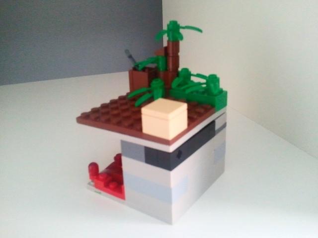 [Lego] Minecraft de BadLuck (Nouvelle Partie !) 210