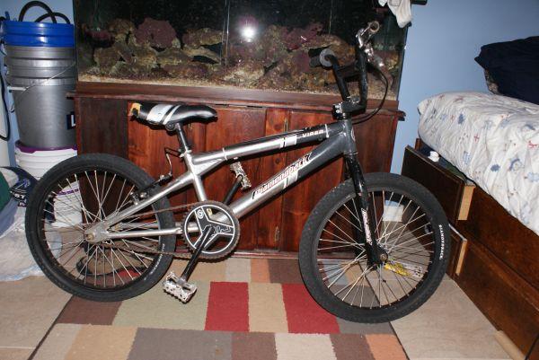 "diamond back viper 20"" bmx bike 20.00 5l45n110"