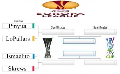 Quartos de final UEFA  del 13 al 21 de Julio. 13004510