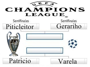 Semifinales Champion del 30 de Junio al 4 de Agosto. Dibujo10