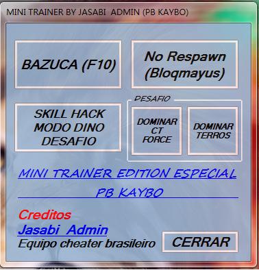 Hack Kaybo - Skill hack Modo dino-desafio, no respawn, Experiencia Full Hack Dominador (04 DE AGOSTO DEL 2013) 110