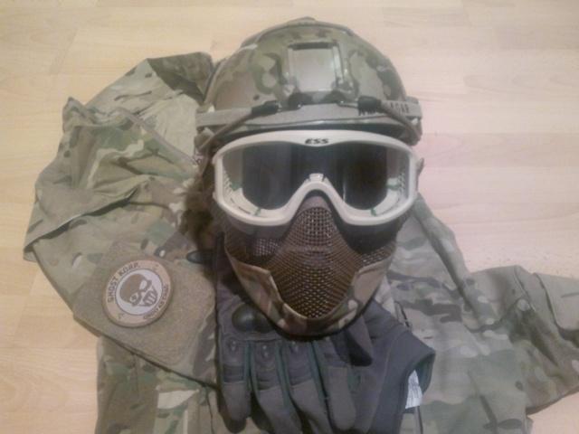 Casque tactique MC 2012-014
