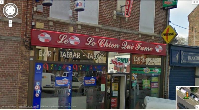 STREET VIEW : les noms de lieu + ou - amusant - Page 4 Amiens10