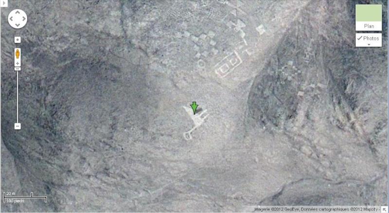 "Geoglyphe anachronique ? ""El Mar"", Mont Cerro Pintados, Tarapacá - Chili Animal10"