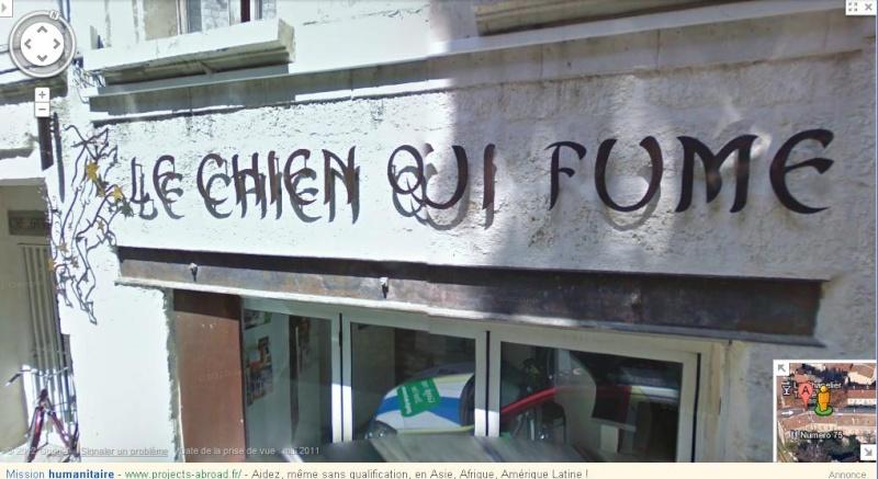 STREET VIEW : les noms de lieu + ou - amusant - Page 4 Chiena10