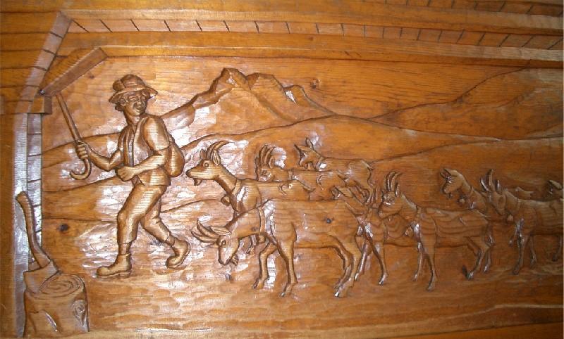 [SUISSE] - Restaurant Tivoli. Place d'Armes 18 1618 Châtel-Saint-Denis  Cimg3410