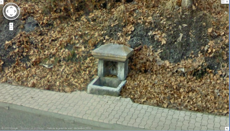 STREET VIEW : les sources  Font111