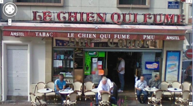 STREET VIEW : les noms de lieu + ou - amusant - Page 4 Fume10