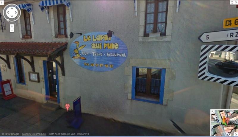 STREET VIEW : les noms de lieu + ou - amusant - Page 4 Lapin_10