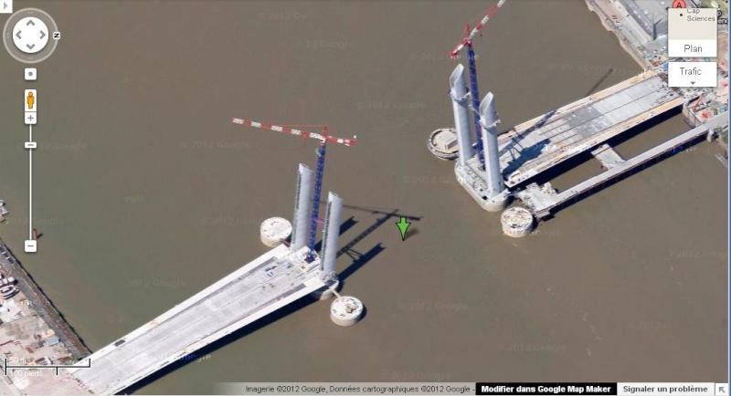 Pont Jacques Chaban-Delmas à Bordeaux - France Pont_b10